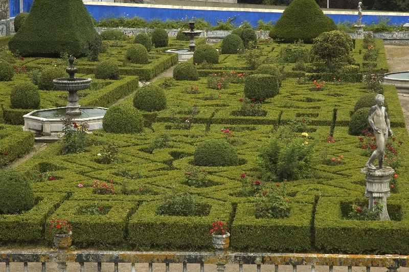 Promenade Dans Lisbonne Le Jardin Classique De Fronteira