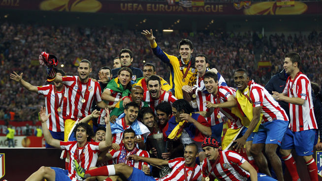atletico madrid honours