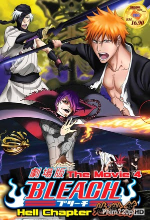 Bleach Movie 4: Cuộc Chiến Dưới Địa Ngục - Bleach Movie 4: The Hell Verse