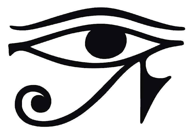 the eye or ra