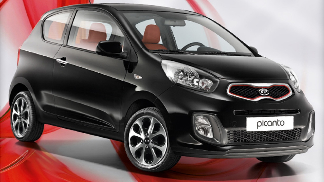 Because while Kia has been making strides in other segments with vehicles  like the Cee'd and Sportage, the baby of its range, the Picanto, ...
