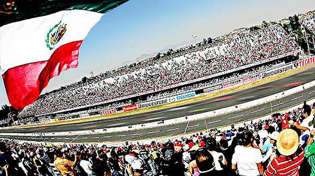 El Regreso de Formula 1 a México