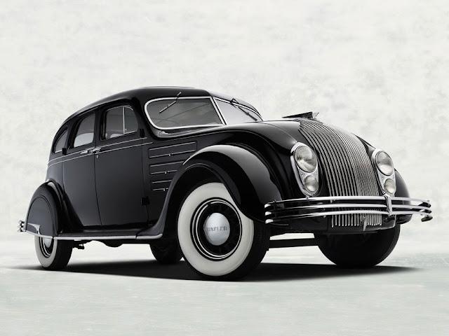 クライスラー・エアフロー | Chrysler Airflow (1934-37)