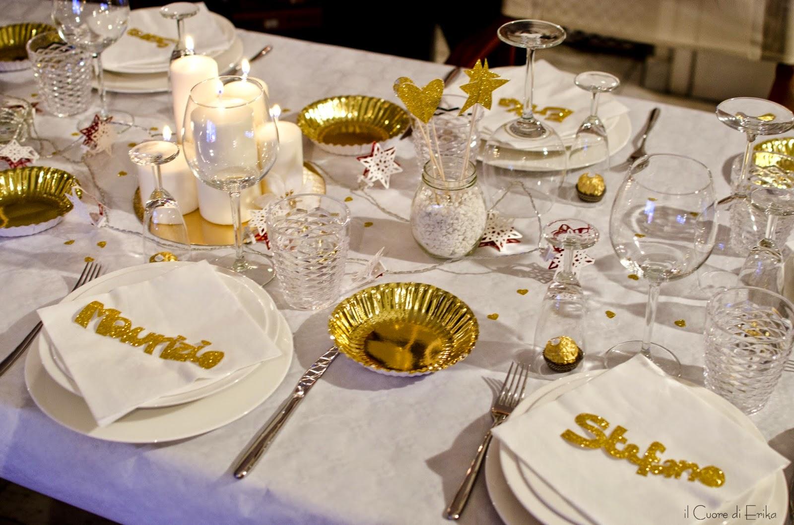 Il cuore di erika capodanno 2015 auguri e diy - Decorazioni tavola capodanno fai da te ...