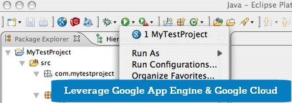 IDE project window