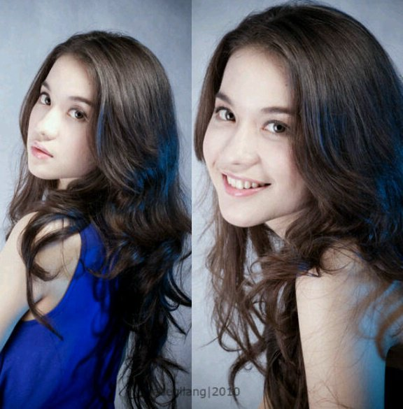 Foto Cantik Christie Julia Presenter Eat Bulaga Indonesia dan Inbox