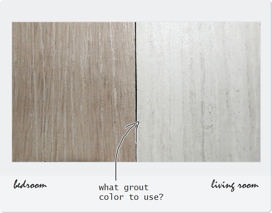 What Color Grout Should I Use Renovation Works Renotalk