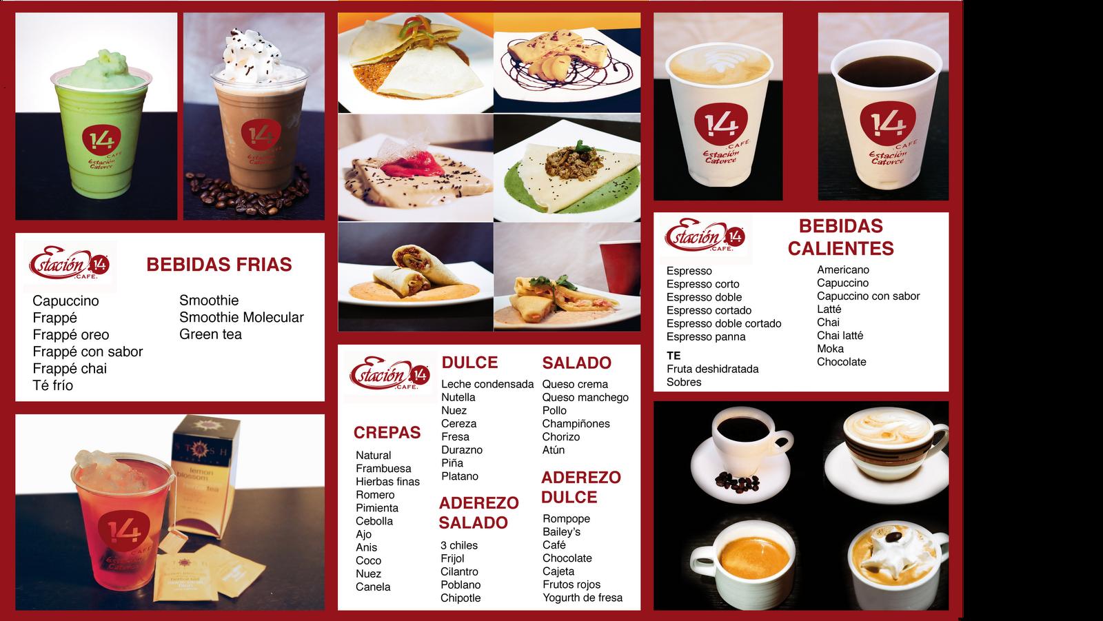 Yatz n g mez morales portafolios for Disenos de menus para cafeterias