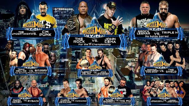 wrestlemania 29 latino descargar play