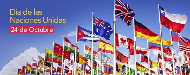 24 de octubre - Día de las Naciones Unidas