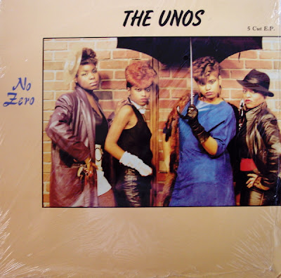 The Unos – No Zero EP (Vinyl) (1985) (320 kbps)