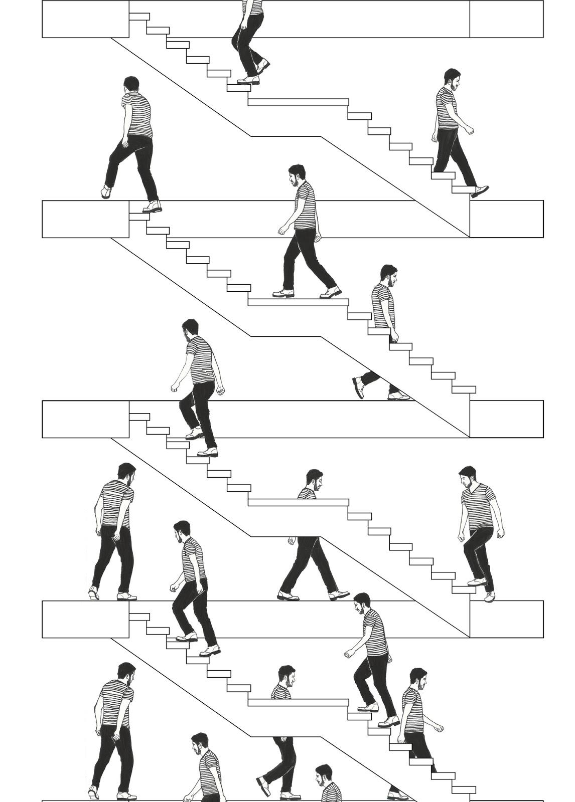 Escaleras infinitas for Escaleras infinitas