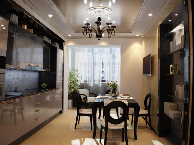 Art Deco интерьер Идеи дизайна