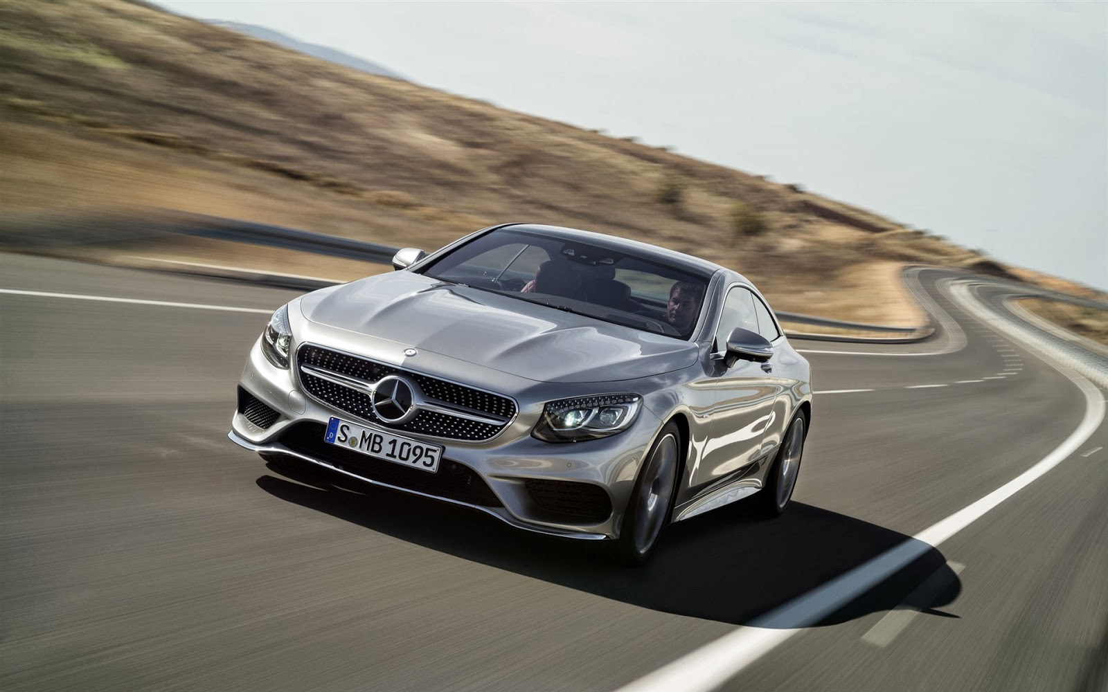 2015 mercedes benz s class coupe mystery wallpaper for Mercedes benz class 2015