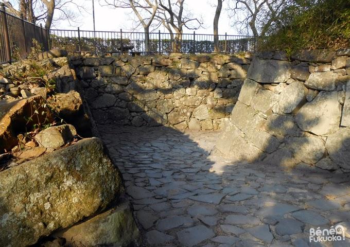 Maizuru park, Fukuoka castle ruins