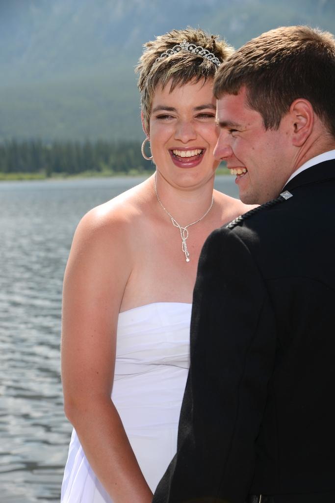 Craig and shona wedding