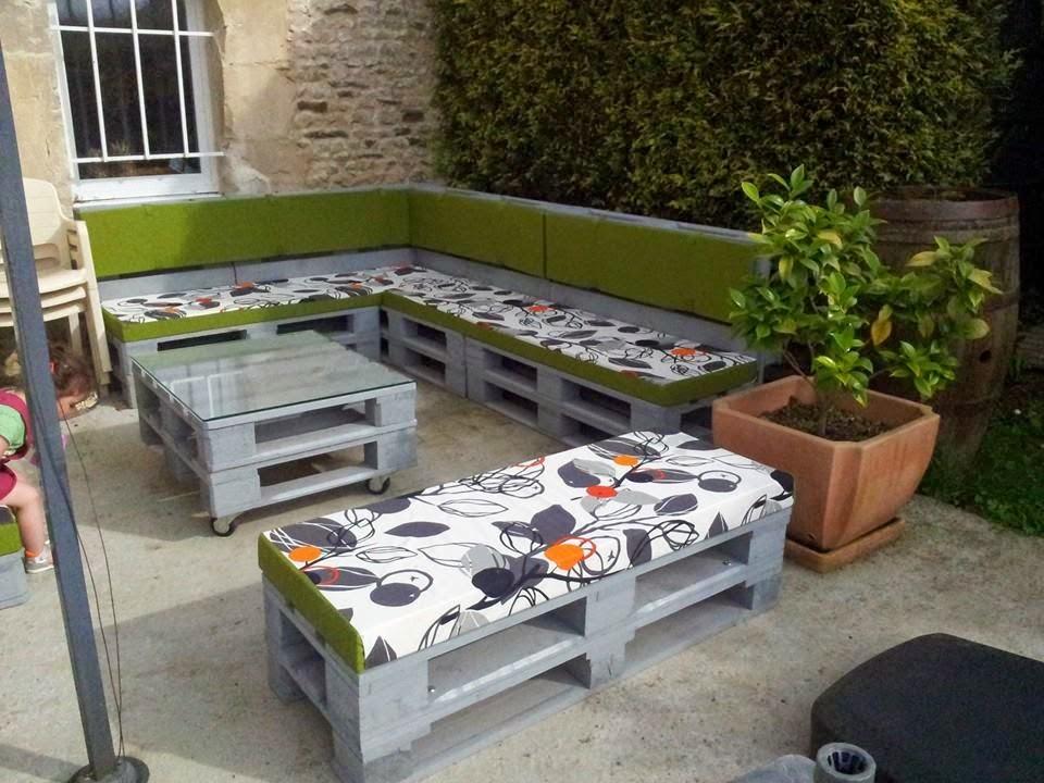 Prix d un salon de jardin en bambou des for Fabriquer sa table de jardin