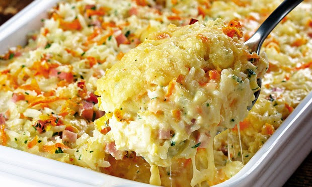 #receita de #arrozdefornocremoso