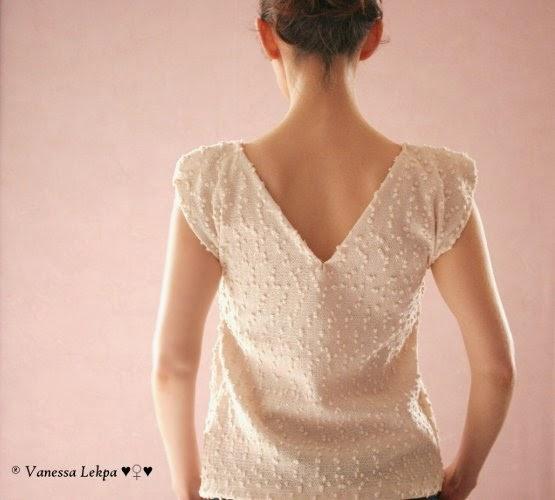 patron de couture gratuit inspiration chanel haute couture. modèle unique