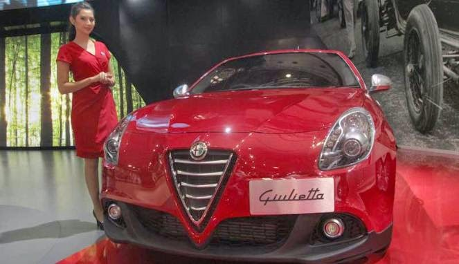 SPG Alfa Romeo Guiletta IIMS 2014