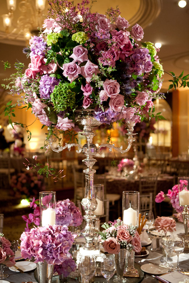 25 stunning wedding centerpieces part 10 belle the magazine. Black Bedroom Furniture Sets. Home Design Ideas
