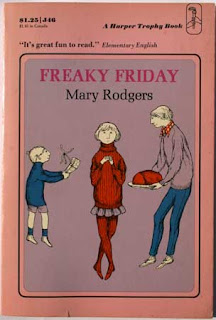 Freaky Friday old cover