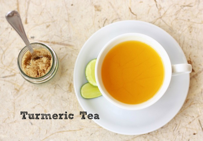Turmeric Tea by SeasonWithSpice.com