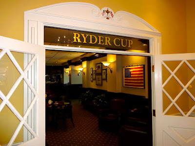 Ryder Cup Lounge Pinehurst