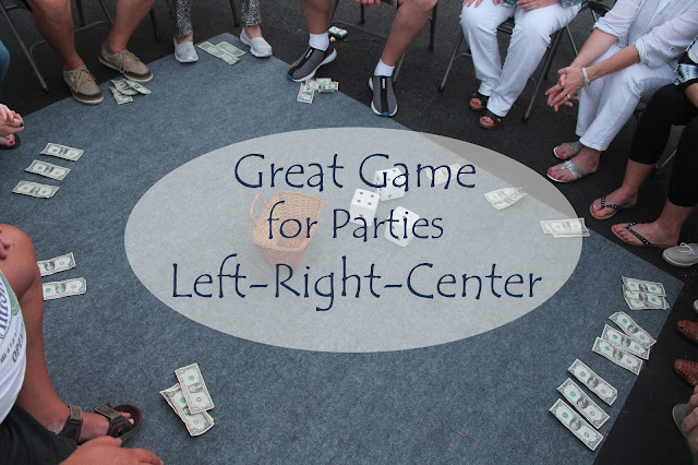 great game for parties left-right-center