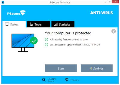 تحميل برنامج F-Secure Anti-Virus لحماية الكمبيوتر من الفيروسات
