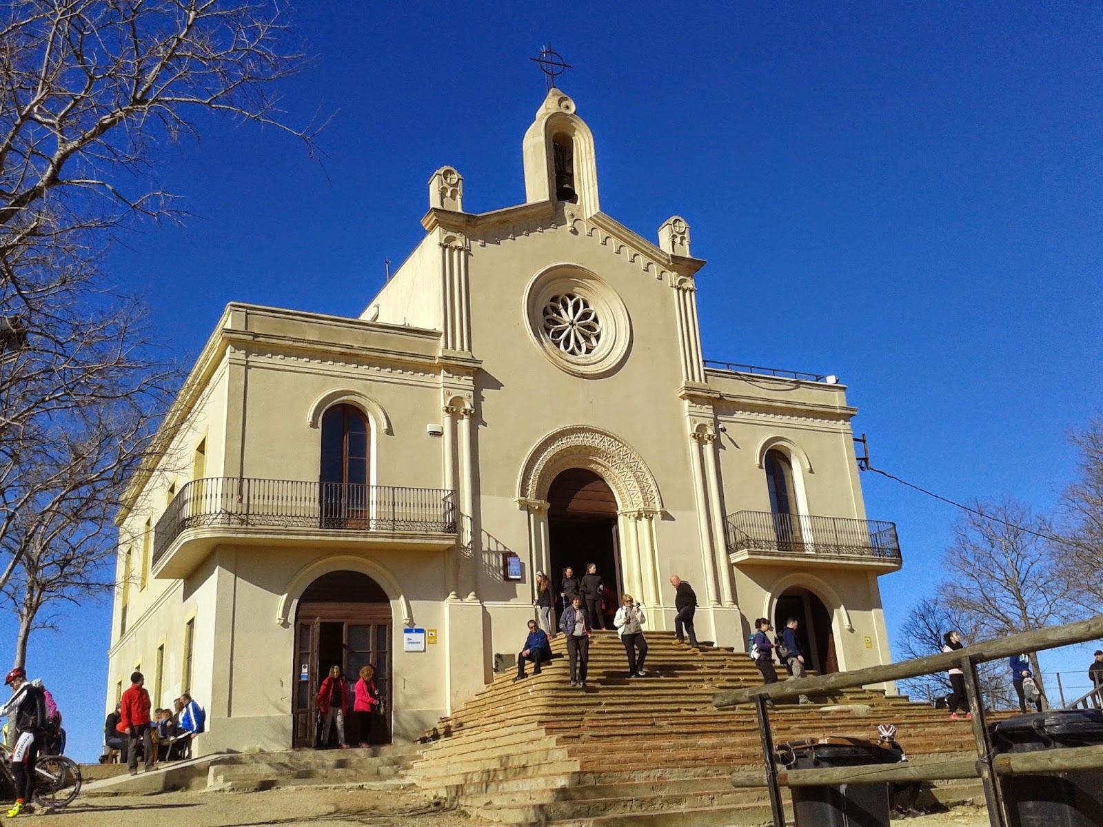 Montbaig-Sant Ramon (El repte dels 100 cims)