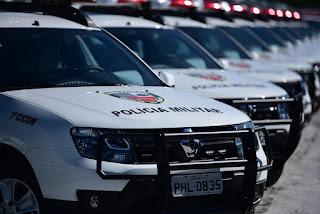 Redução de gastos do Estado garante escalonamento e promoção de policiais