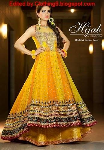 Tail Maxi Dress in Pakistan