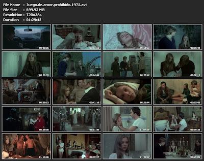Juego de amor prohibido (1975) download