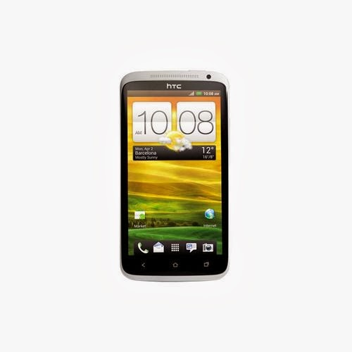 HTC One X 16 Go Blanc comparatif smartphones
