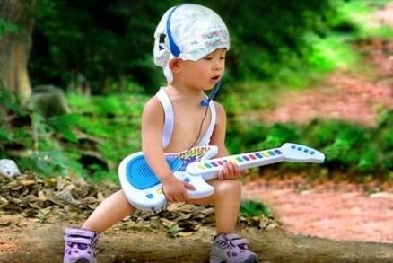 This Kid Rocks