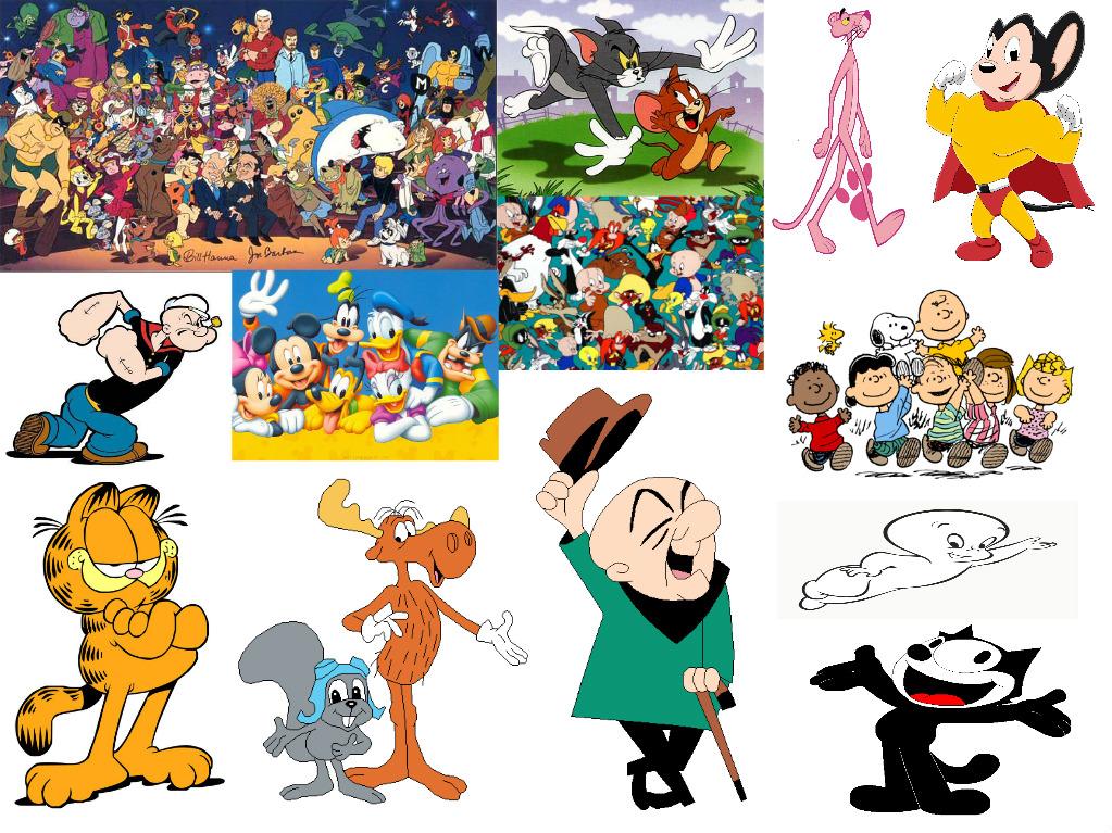 I migliori cartoni animati trasmessi in italia