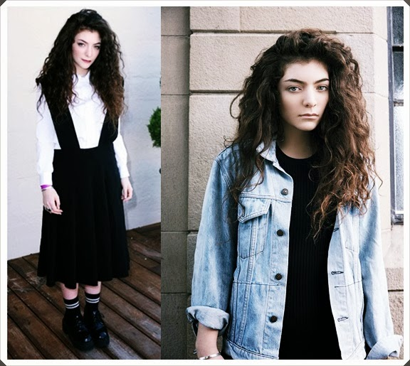 Source  Google ImagesLorde Fashion Style