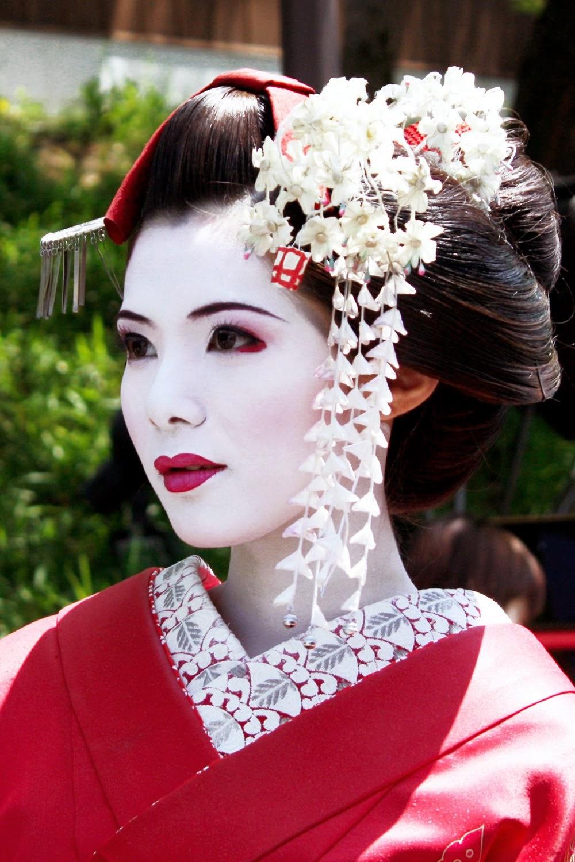 japonesa maquillaje