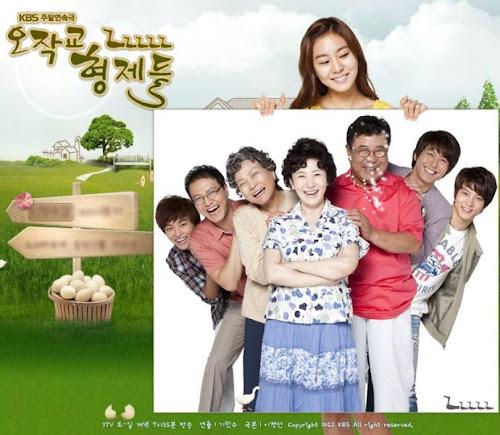 Sinopsis lengkap Ojakgyo Brothers Episode 1 - 58 Terakhir