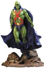 Martian Manhunter (DC Comics) Character Review - Statue Product