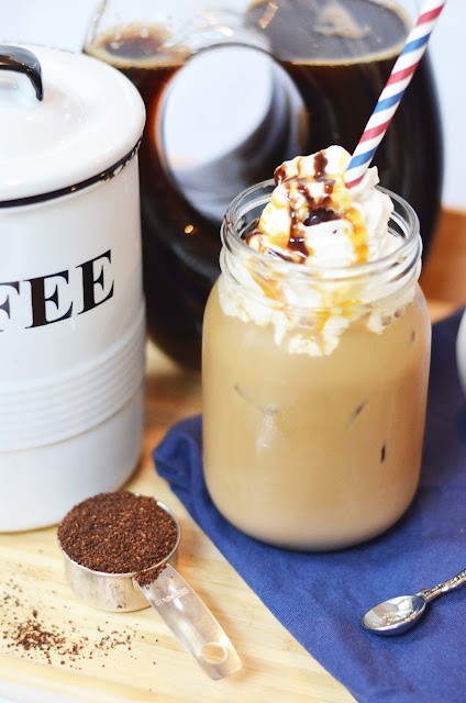 Delicious iced coffee recipe for summer