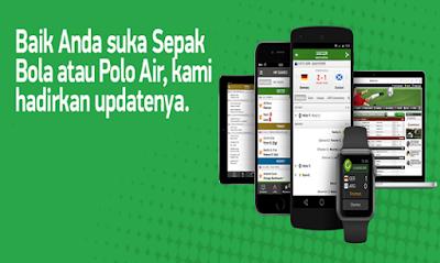 Menyaksikan olahraga favorit bersama teman FlashScore Indonesia, Aplikasi Livescore untuk Penggila Olahraga
