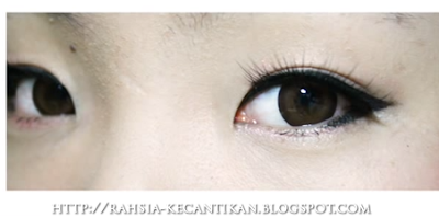Rahsia Kecantikan Wanita: Make-Up Tutorial : Solekan Mata ...