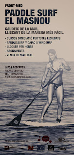 flyer SUP masnou