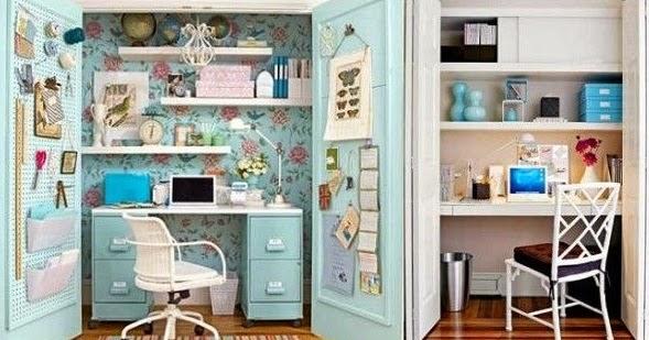 Consejos para crear tu oficina en tu casa decoraci n for Consejos de decoracion para el hogar