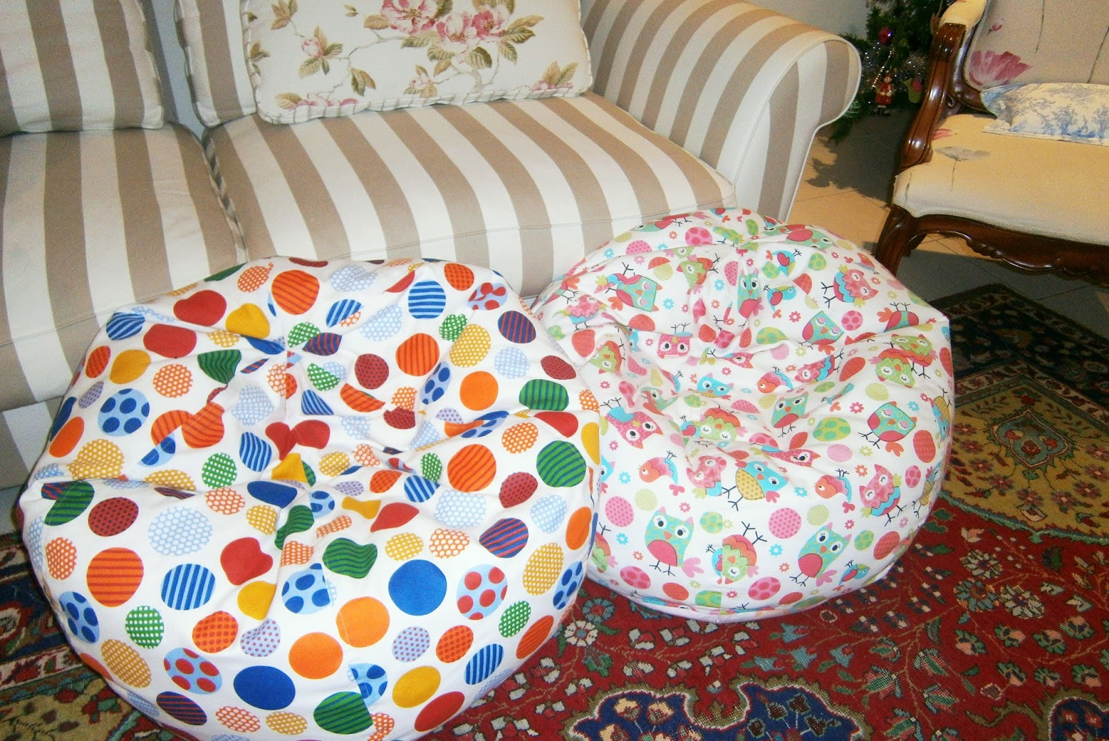 How to make bean bag chairs - I Ts Not Hard To Sew A Beanbag Pretty Basic Sewing Really So Even If You Don T Have Much Experience I Think You Will Be Ok With This