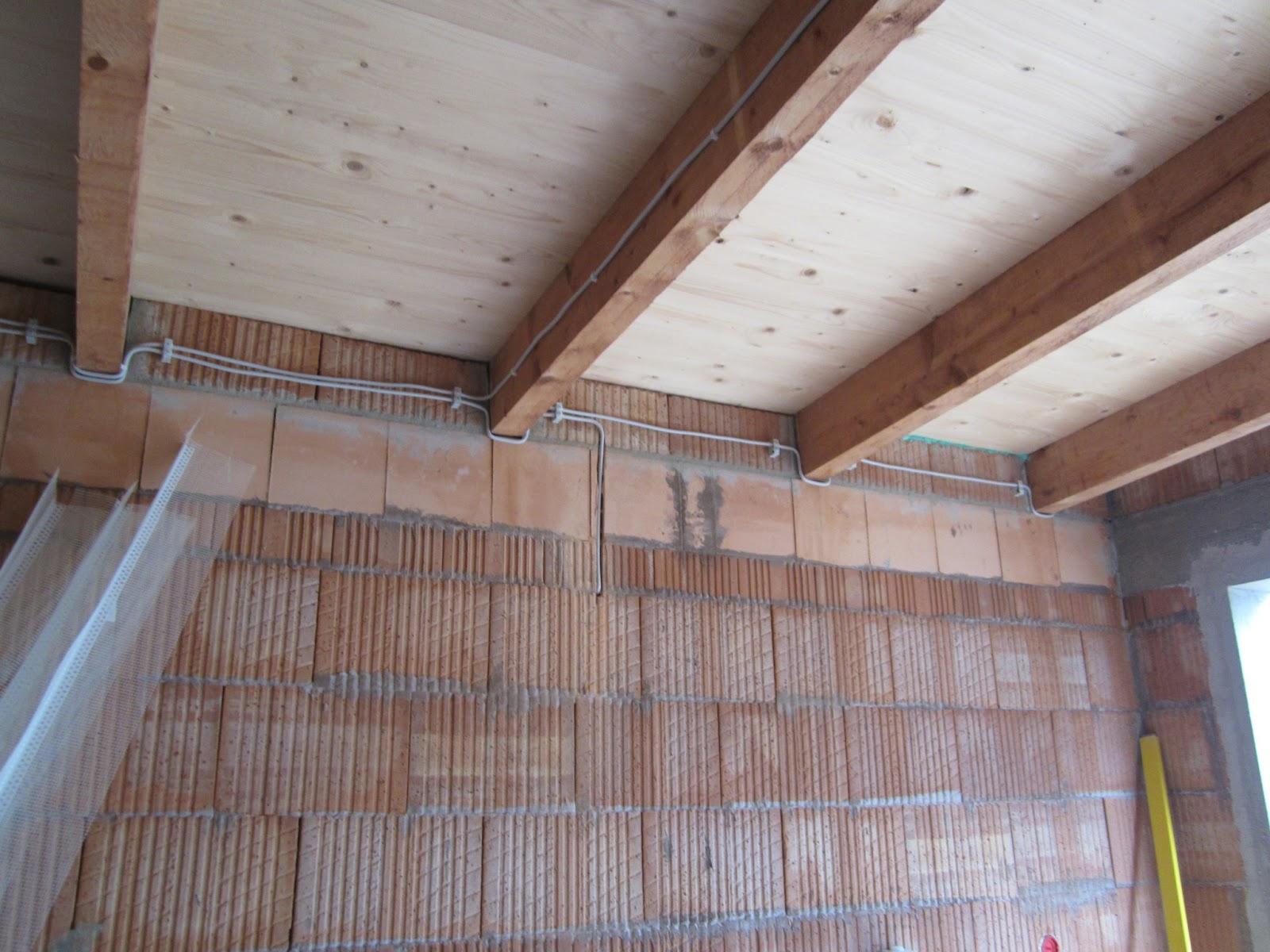 unser hausbau garage in eigenleistung elektro und licht innen. Black Bedroom Furniture Sets. Home Design Ideas