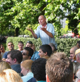 Speaker's Corner, London