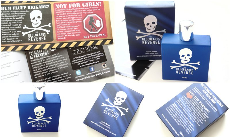 Father's Day Gifts: The BlueBeards Revenge